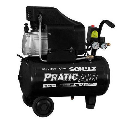 Compressor de Ar Pratic Air - SCHULZ